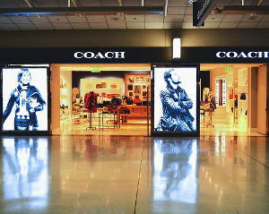 Coach handbags and accessories