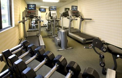Courtyard by Marriott San Francisco Airport fitness 2