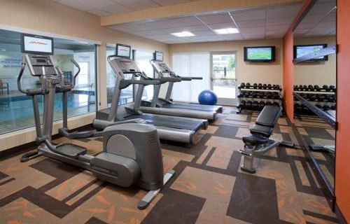 Courtyard by Marriott San Francisco Airport fitness 3