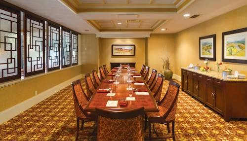 Embassy Suites Hotel San Francisco Airport board room