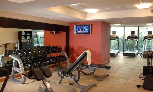 Embassy Suites Hotel San Francisco Airport fitness