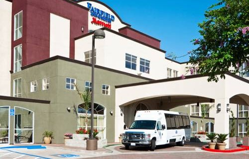 Fairfield Inn & Suites By Marriott SFO Airport  2