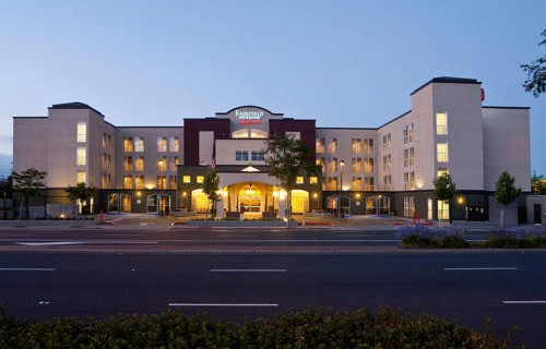 Fairfield Inn & Suites By Marriott SFO Airport