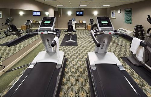 Holiday Inn San Francisco International Airport fitness