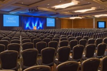Hyatt Regency San Francisco Airport auditorium