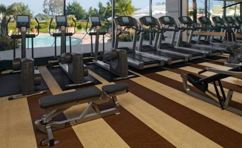 Hyatt Regency San Francisco Airport fitness