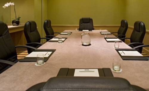 Hyatt Regency San Francisco Airport meeting room