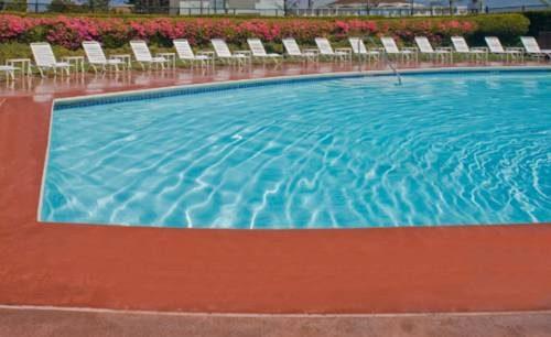 Hyatt Regency San Francisco Airport pool