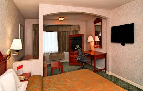 Ramada Limited San Francisco Airport West/San Bruno suite