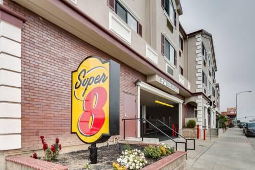Super 8 Hotel San Bruno 4