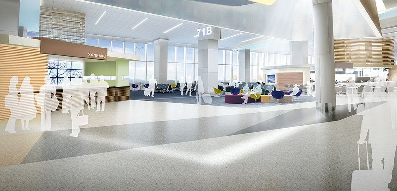 Terminal 3 East SFO